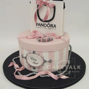 Cake for kids | Pandora's box cake for kids in dubai