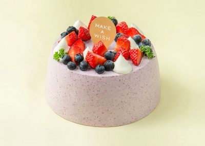Berries Cream Cake – Birthday Cake Category – Caketalk.ae Dubai