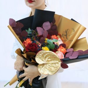 The Mega Mix - Flower Bouquet - Buy Flowers in Dubai