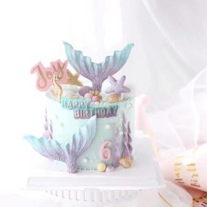Mermaid Ocean Dream Cake - Buy Customized Cake for Kids in Dubai
