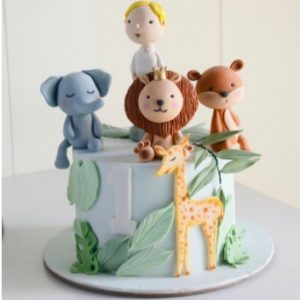 Jungle Journey Party Buy Kids Customized Cake Shop in Dubai