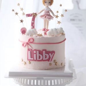 Baby Shower Cake for Boy - 2 - Buy Cake for kids online