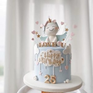 Cute Unicorn Cake Buy Cake for Kids in Dubai